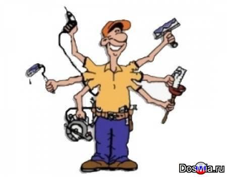 Мастер на час сможет справиться практически с любым мелким ремонтом