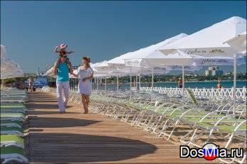 Пляжный зонт круглый диаметром 3,0 м.