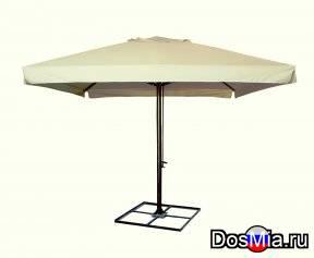 Зонт торговый 3x3 м.
