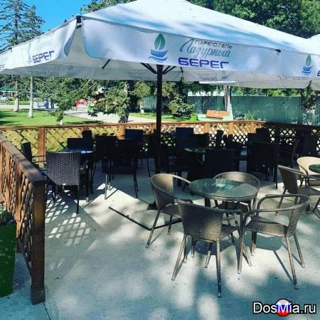 Зонты 3x3 м., 4x4 м. 5x5 м. для кафе, пляжей, ресторанов.