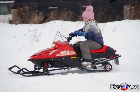 Продаем снегоход Тайга РМ Рысь