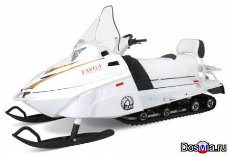 Продаем снегоход Тайга Патруль 551 SWT