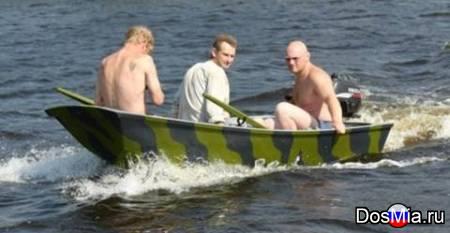 Купить лодку Афалина-300