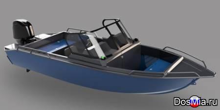 Купить лодку (катер) Berkut S-TwinConsole Standart