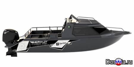Купить лодку (катер) Berkut S-C (Cabin) Standart