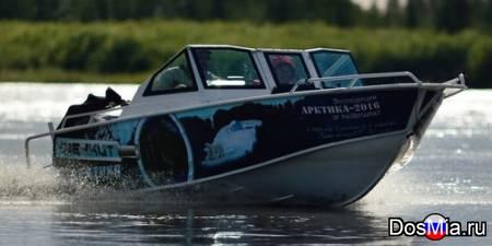 Купить катер (лодку) Berkut L-Arctica