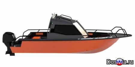 Купить катер (лодку) Berkut L-HT Open
