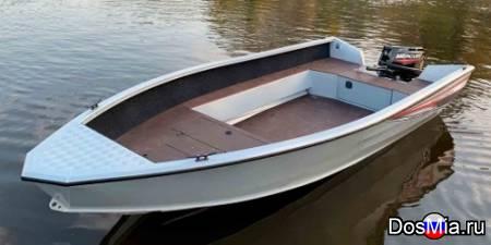 Купить лодку Windboat 4.2 Evo.
