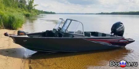 Купить лодку (катер) Windboat 4.5 DCX.