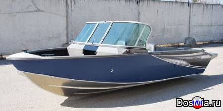 Купить лодку (катер) Windboat 4.6 DC Evo.