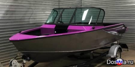 Купить лодку (катер) Windboat 4.6 DCX.