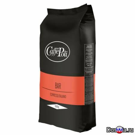Кофе в зернах Поли Бар 1 кг.