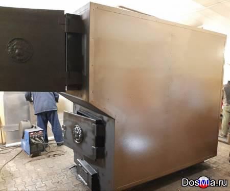 Промышленный пиролизный котёл КО-800