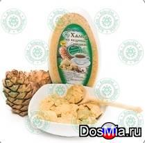 Продукция из кедрового ореха