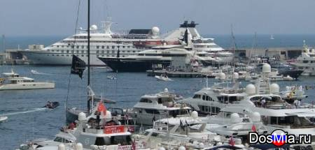 Моторные яхты в Испании, отдых на Средиземном море.