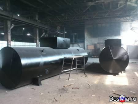 Резервуары из металла