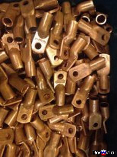 Кабельные наконечники и гильзы