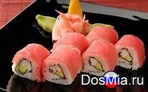 Базовый курс по приготовлению суши, роллов.
