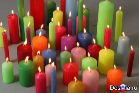 Красители для свечей