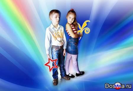 Детская джинсовая одежда оптом и в розницу