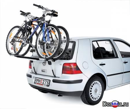 Аренда крепления для велосипеда на автомобиль. Прокат велокрепления.