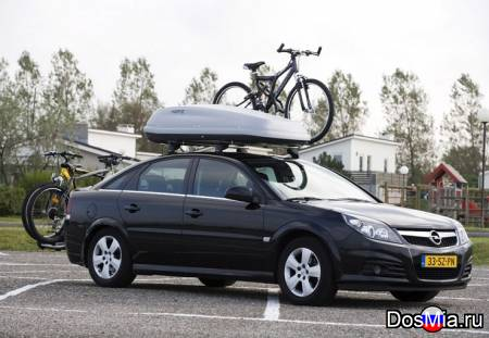 Аренда автомобильного бокса на крышу для путешествия в отпуске