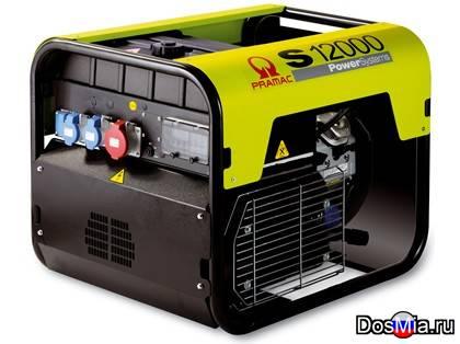 Продам 3-х фазный генератор Pramac S12000 мощностью 11 кВт. (220/400 В.) .