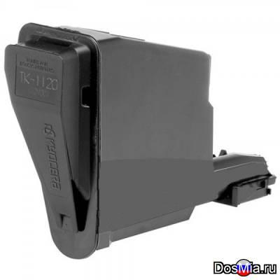 Заправка картриджа TK-1120 для принтера Kyocera FS-1060DN, FS-1025MFP.