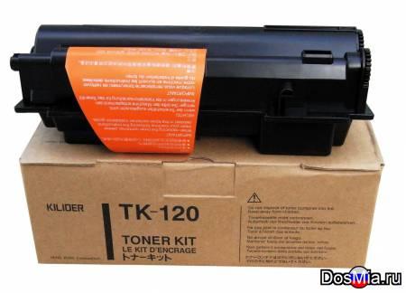 Заправка картриджа Kyocera TK-120 для принтера FS-1030D