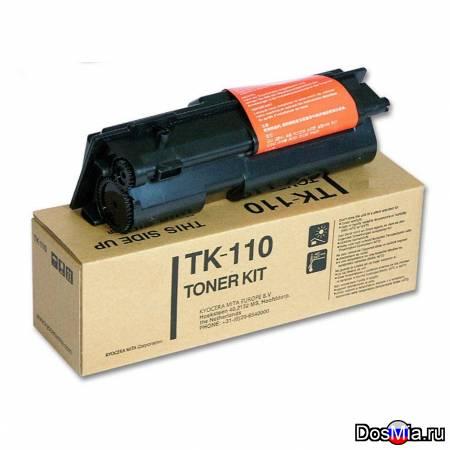 Заправка картриджа Kyocera TK-110 для FS-720, 820, 920, FS-1016mfp.