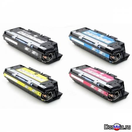 Заправка цветного принтера CLJ 3700