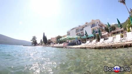 Продается меблированный мини отель 245 м2 в Черногории район Баошичи