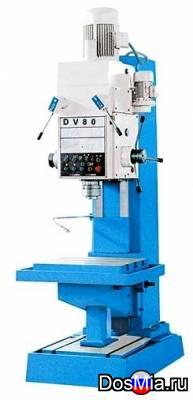 Вертикально-сверлильный станок DV 80