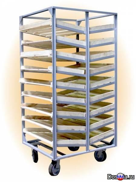 Контейнер для перевозки хлебобулочных изделий