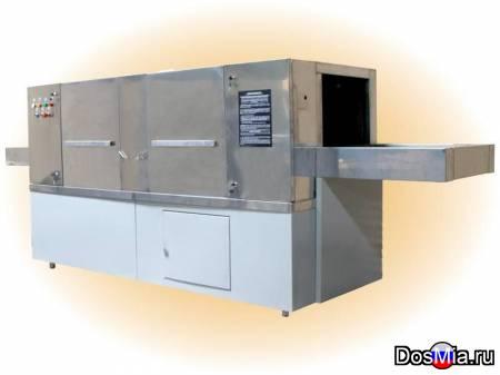 Машина посудомоечная кассетная МПК-1400