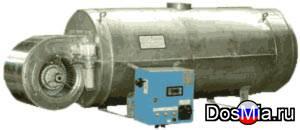 Теплогенератор ТГЖ-0,06 на жидком топливе