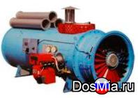 Теплогенераторы ТГЖ-0,18 и ТГЖ-0,29 на жидком топливе