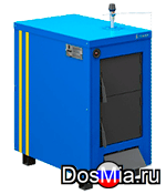 Твердотопливный двухконтурный пиролизный котел Гейзер ПК2-10