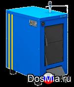 Твердотопливный двухконтурный пиролизный котел Гейзер ПК2-40
