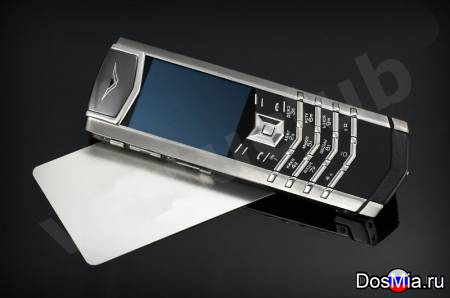 Копия телефона Vertu Signature S Design Stainless Steel