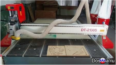 Раскрой и фрезеровка листовых материалов и композитных панелей