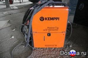 Сварочный аппарат Kemppi Master Tig MLS 3003 ACDC б/у