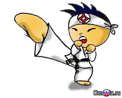 Каратэ kyokushinkai детям у Вас дома