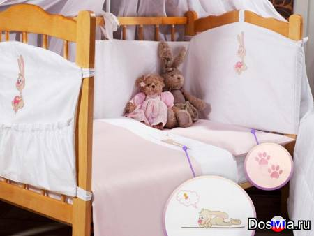 Детское постельное белье Ловели
