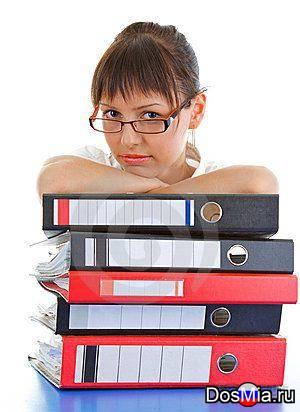 В организацию на постоянную работу требуется архивариус