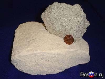 Цеолит природный мешок 50 кг.фракция 0,8-2,0 мм.