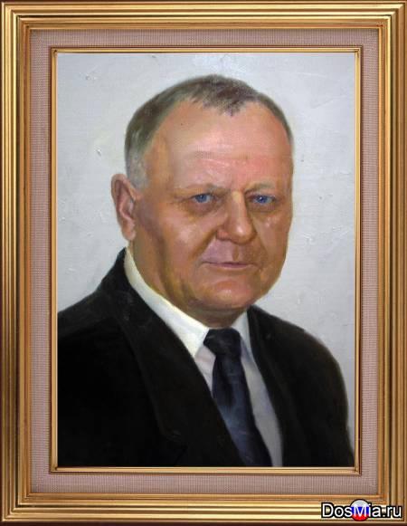 Портрет на заказ в Москве