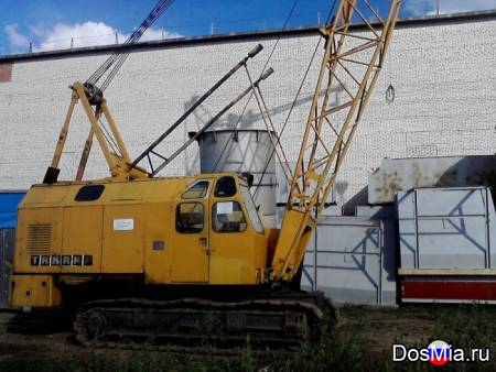 Производим ремонт электрооборудования гусеничных кранов РДК 250 ГДР