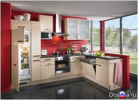 Сборка и ремонт кухни