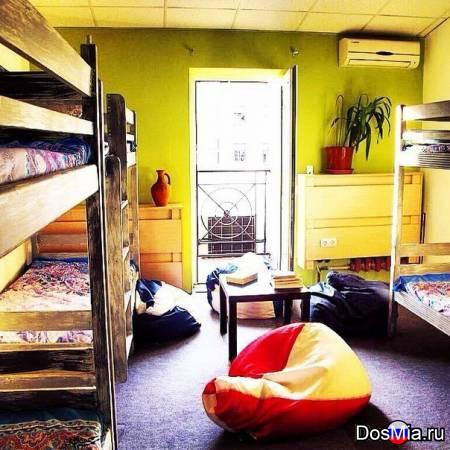 Хостел люкс класса приглашает Вас в свои уютные номера